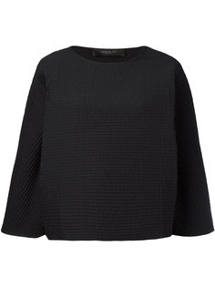 textured blouse  Federica Tosi