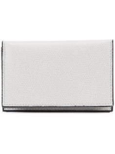 classic foldover wallet Valextra