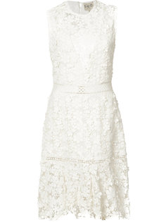 panelled lace dress Sea