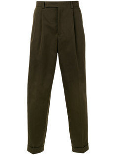 классические брюки со складками Paul Smith