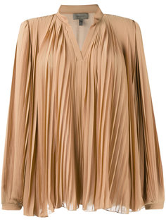 ruched blouse Tony Cohen
