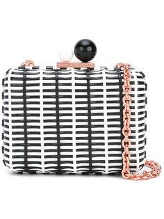 плетеная сумка-футляр Vivi  Sophia Webster
