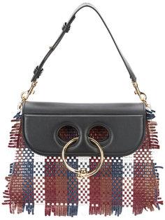 плетеная сумка Pierce J.W.Anderson