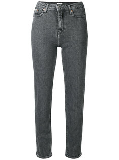прямые джинсы строгого кроя Calvin Klein Jeans