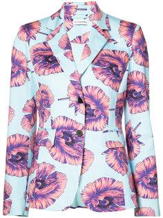 пиджак с цветочным узором Altuzarra