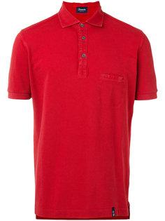 футболка-поло с короткими рукавами  Drumohr