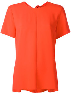 tied back blouse Proenza Schouler