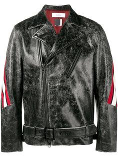куртка в полоску  Facetasm