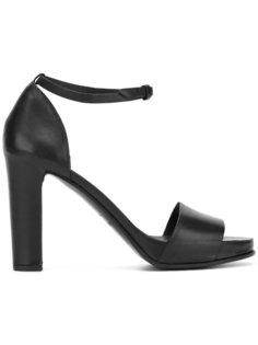 chunky heel sandals   Roberto Del Carlo