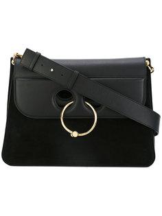 сумка на плечо с кольцом J.W.Anderson