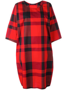 checked midi dress  Sofie Dhoore