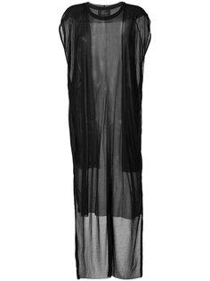 прозрачное платье без рукавов Lost & Found Rooms