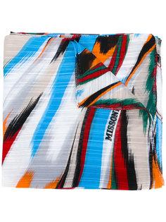 шарф с принтом  Missoni