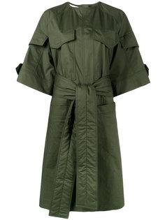 платье в стиле милитари Marni