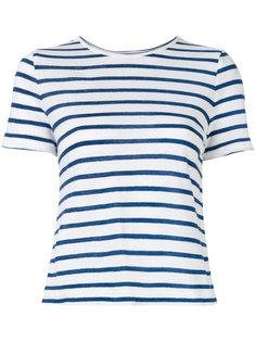трикотажная футболка с цветочным принтом Sea