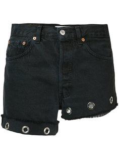 короткие джинсовые шорты Beau Souci
