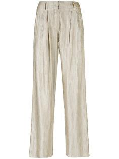 классические брюки свободного кроя Forte Forte