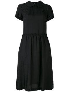 платье с присборенной отделкой Comme Des Garçons Comme Des Garçons