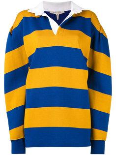 полосатый свитер Marc Jacobs