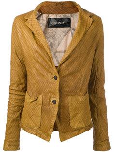 leather jacket Giorgio Brato