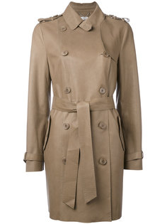 leather trench-coat  Desa 1972