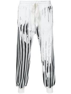 полосатые брюки Haider Ackermann