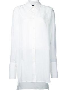 wide cuff shirt Yang Li