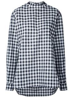 limited edition checked shirt Heikki Salonen