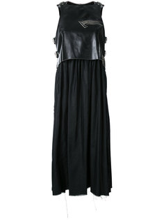 pinafore biker dress Heikki Salonen