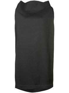 snap pleat dress Issey Miyake