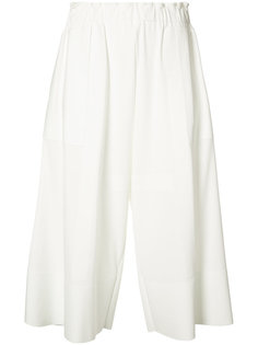 cropped trousers Issey Miyake