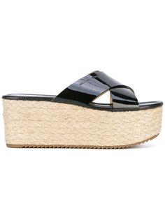 сандалии на платформе Michael Michael Kors