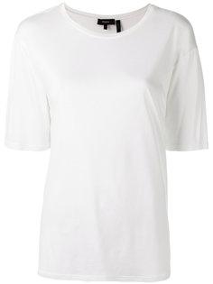 футболка с короткими рукавами Theory