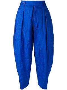 укороченные брюки Issey Miyake Men