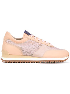 lace panel trainers Le Silla