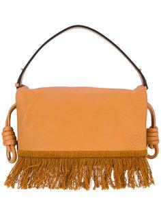 сумка с бахромой Loewe