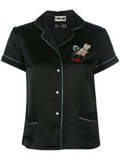 рубашка с короткими рукавами Hache