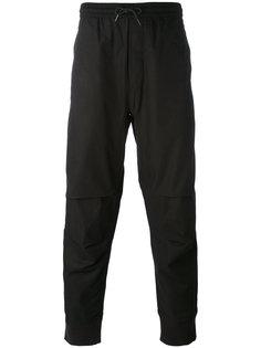брюки с эластичным поясом Maharishi