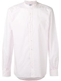 рубашка с узким воротником-стойкой Aspesi