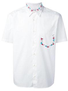 рубашка с вышивкой Jimi Roos