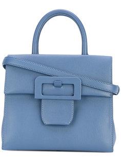сумка-тоут с крупной пряжкой Maison Margiela