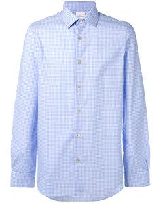 рубашка в клетку  Paul Smith