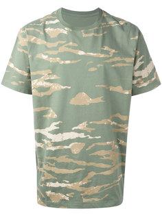 футболка с короткими рукавами Maharishi