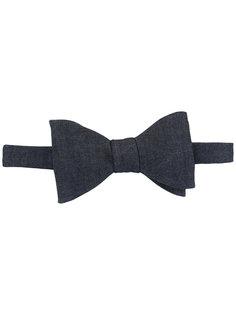 джинсовый галстук-бабочка Weber + Weber