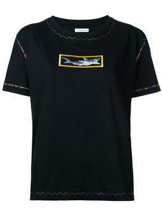 shark patch T-shirt J.W.Anderson