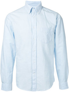 Kick-Ass Slub Oxford shirt Gant Rugger