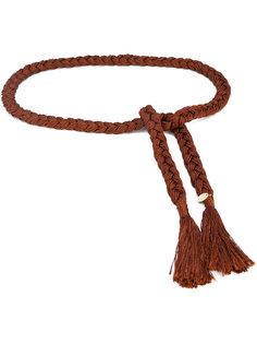 плетеный ремень Forte Forte