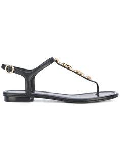 сандалии с металлическими деталями Michael Michael Kors
