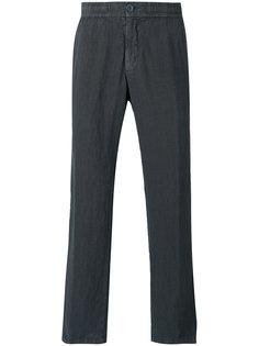 брюки с эластичным поясом Z Zegna