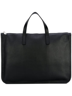 сумка-тоут с тисненым узором Loewe